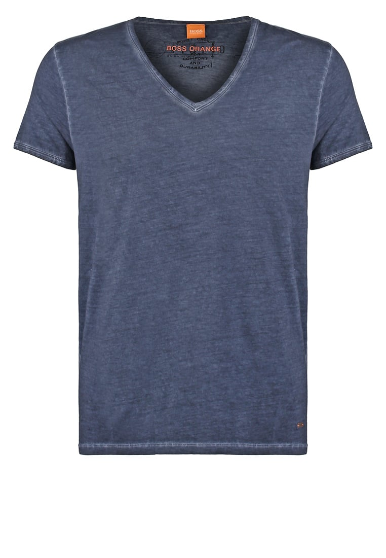 BOSS Orange TOULOUSE Tshirt basic dark blue - 50270989