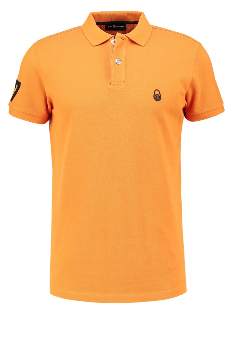 Sail Racing GRINDER Koszulka polo orange - 1631526