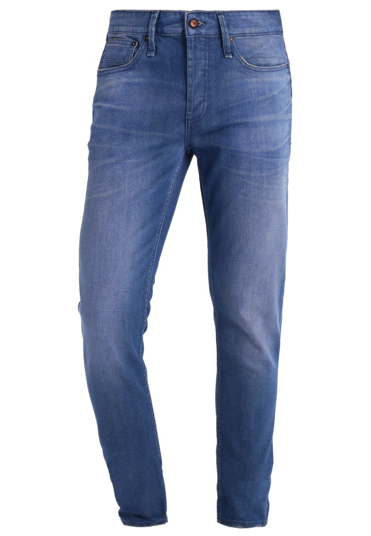 Denham BOLT Jeansy Slim fit blue denim - 01-17-01-11-002