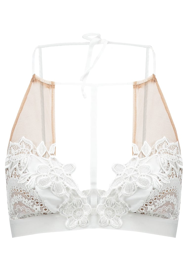 For Love & Lemons LUCIA Biustonosz bustier white - BR1115L