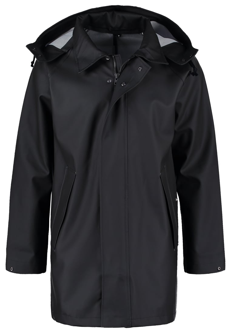 Elka MORUM Parka black - E-036000