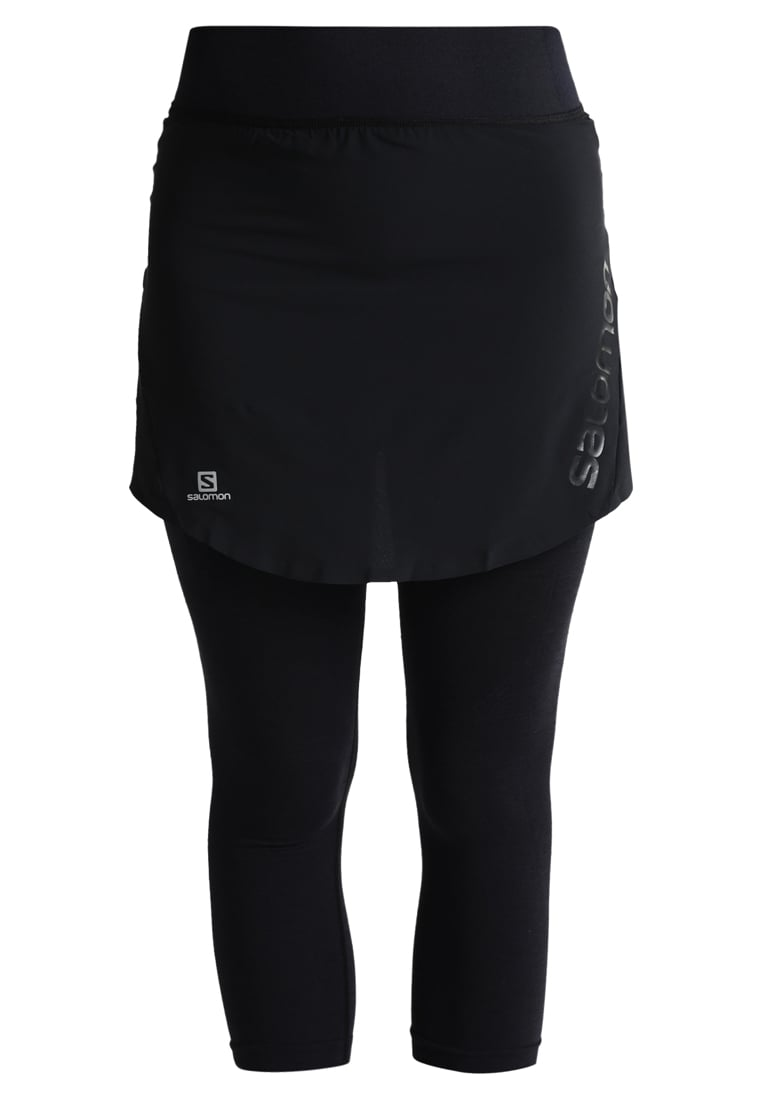 Salomon LIGHTNING PRO Legginsy black
