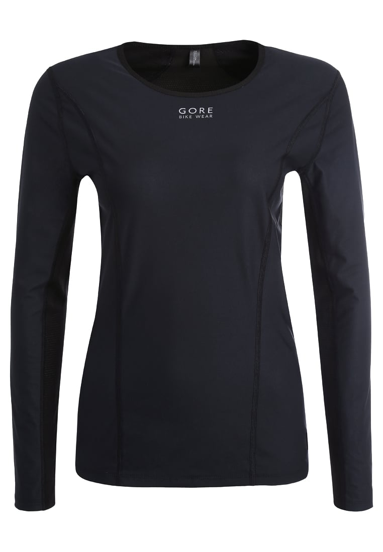 Gore Bike Wear BASE LAYER LADY Koszulka sportowa black - UWLSLA9900