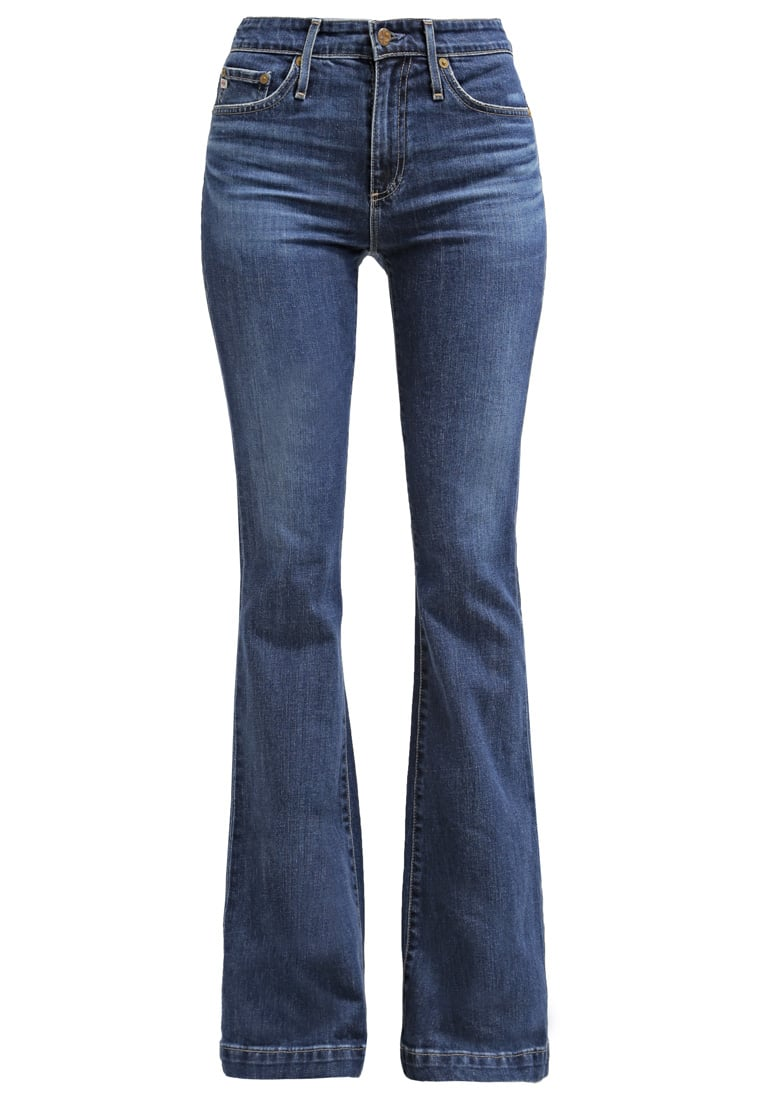 AG Jeans JANIS Jeansy Bootcut blue denim - CAL1620