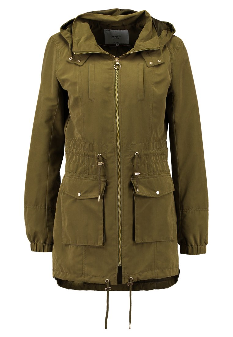 ONLY STARRY  Parka military olive
