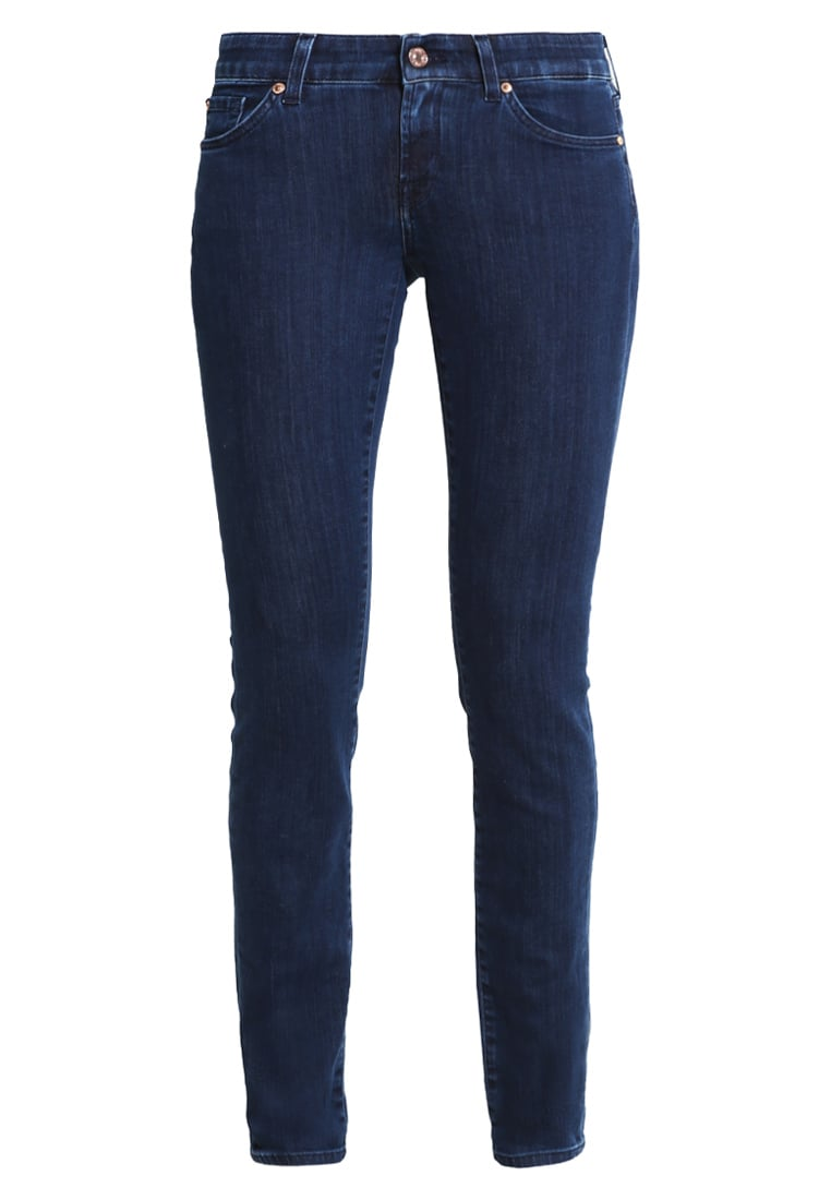 7 for all mankind CRISTEN Jeans Skinny Fit rinsed indigo - SWMK230BT