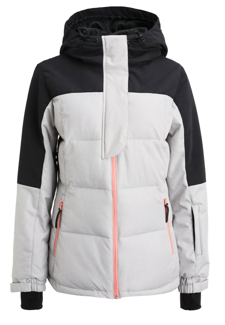 Twintip Performance Kurtka snowboardowa light grey/black - TT7_FW16_4-1-F_007