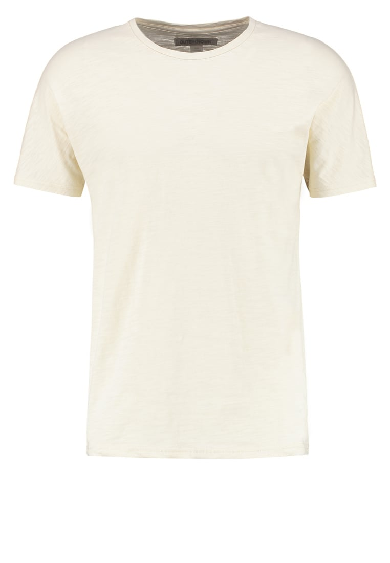 Outerknown Tshirt basic off white - 1210028