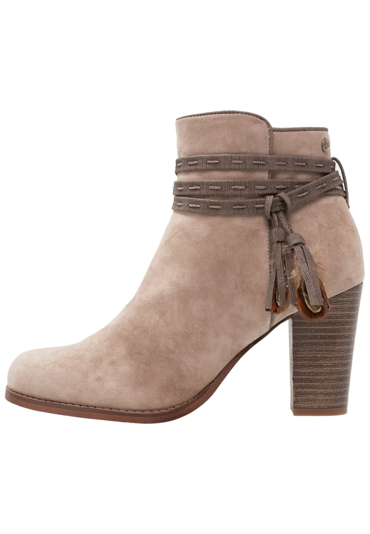 DNA Footwear BV CAITLYN Ankle boot taupe - DW03-2132-02