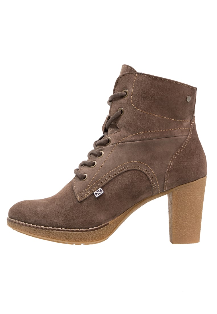 Scapa Ankle boot taupe - 10/10077