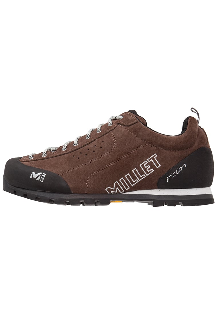 Millet FRICTION Buty wspinaczkowe marron - MIG1279XL