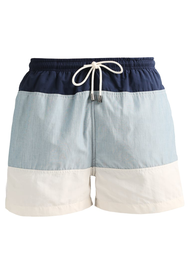 Solid & Striped THE CLASSIC Szorty kąpielowe blue chambray - MS-1132