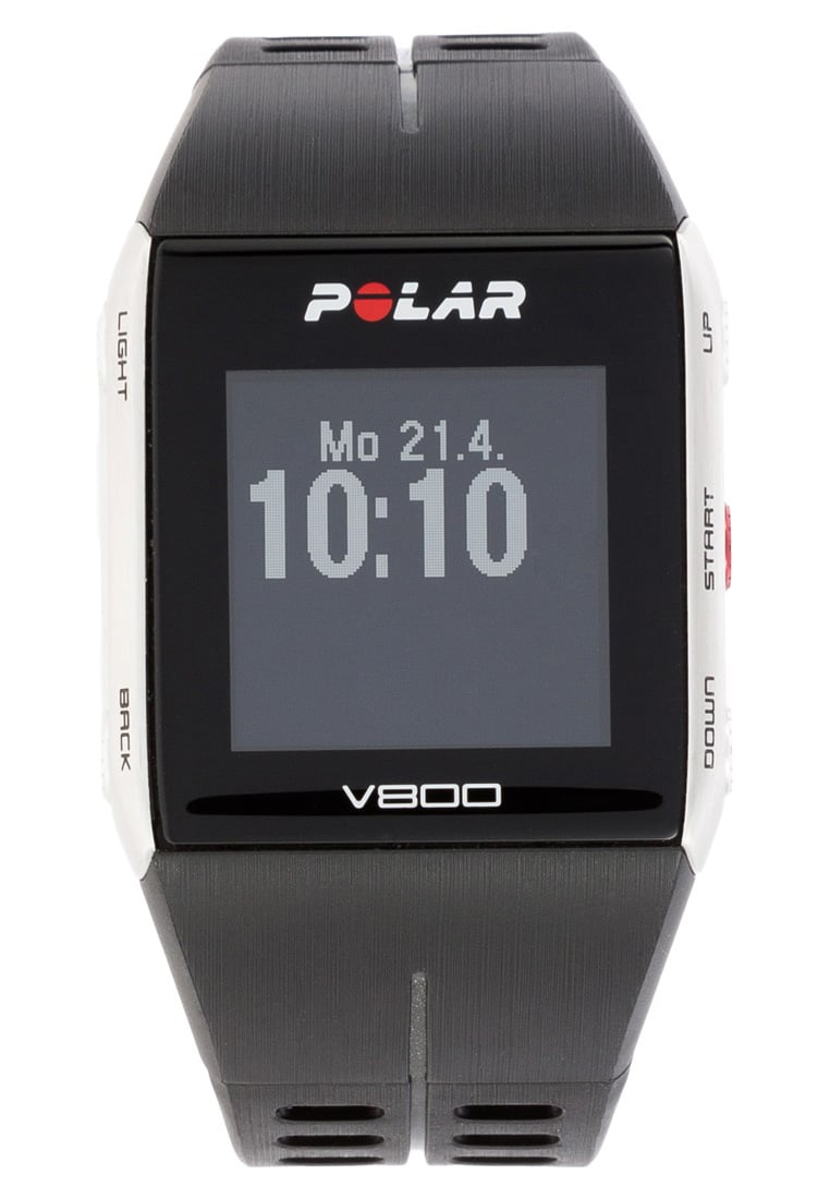 Polar V800 Pulsometr black/grey - 90047434