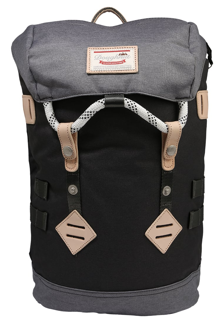 Doughnut COLORADO SMALL Plecak black/grey - D183-0306-F