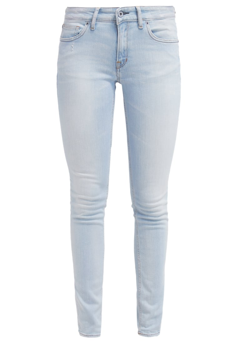 Gsus THE CELCIA Jeansy Slim fit light used - G160101003