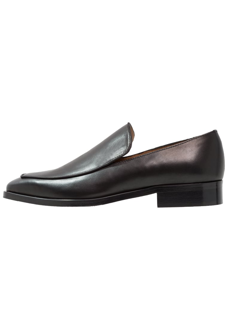 Filippa K APRIL Półbuty wsuwane black - 23766