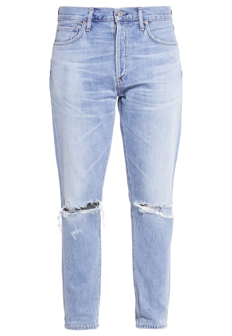 Citizens of Humanity LIYA Jeansy Relaxed fit lightblue denim - 1577-749
