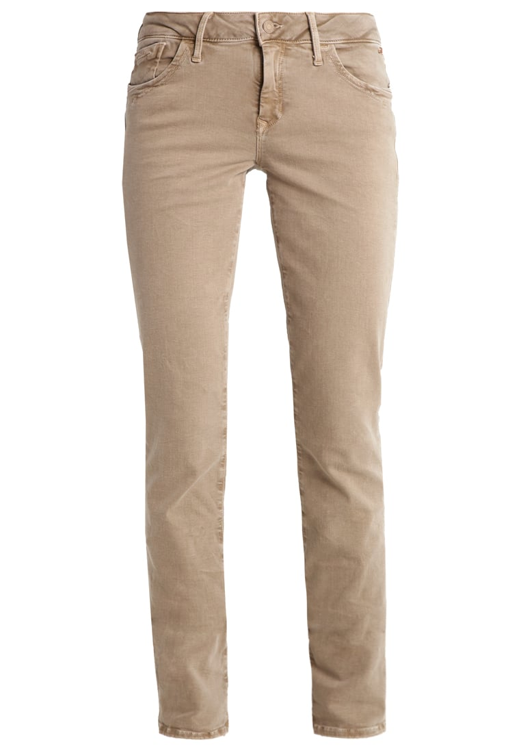 Mavi UPTOWN SOPHIE Jeansy Slim fit timber wolf washed