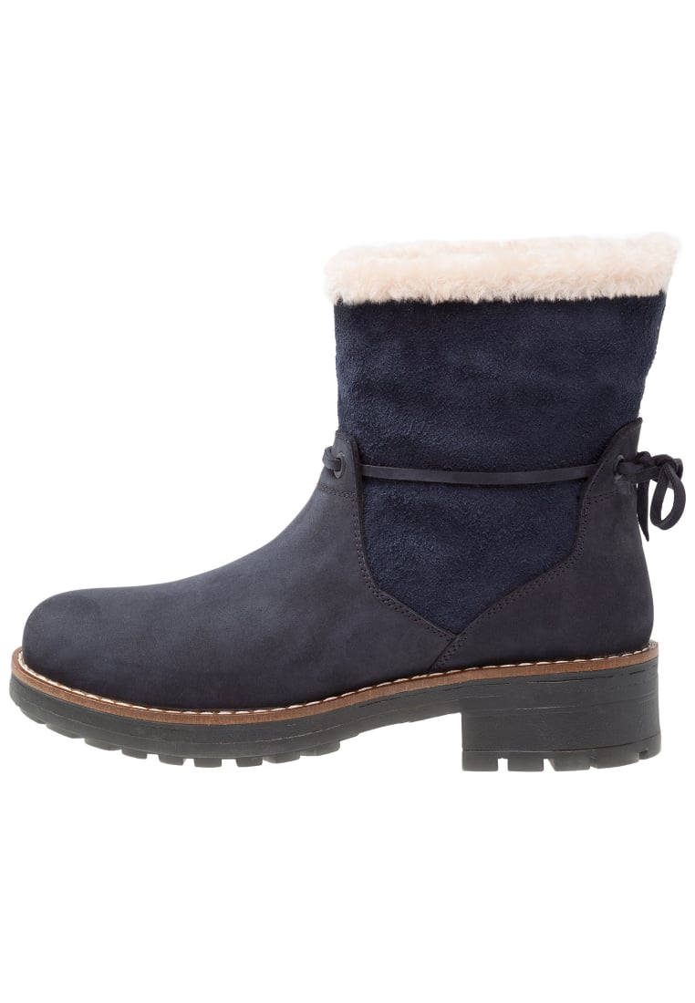 Darkwood Botki dark blue - 7031