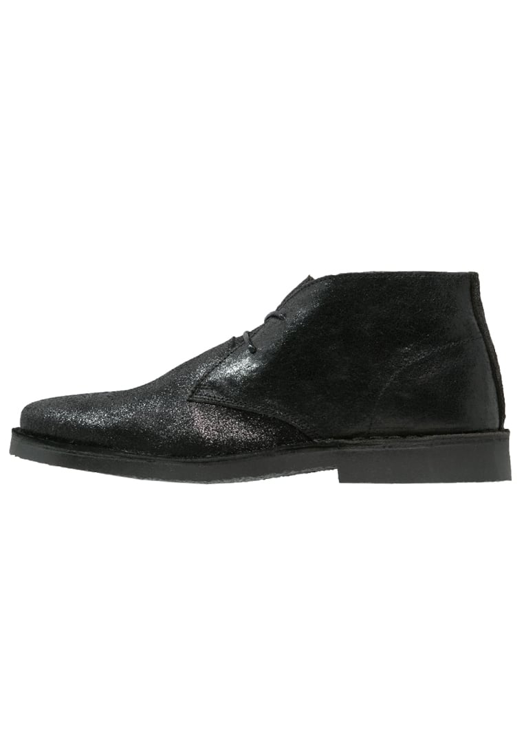ICHI BASMA Ankle boot black - 20102473
