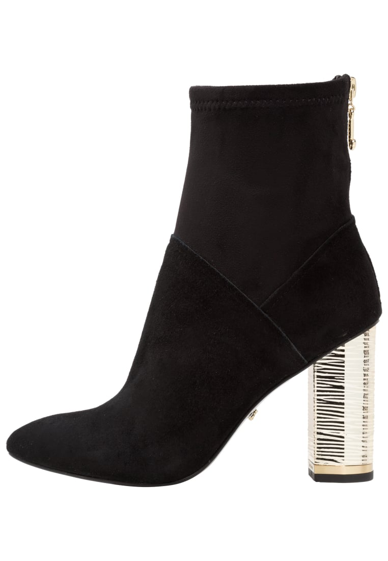 Juicy Couture ALESSIA Botki na obcasie black - JB002