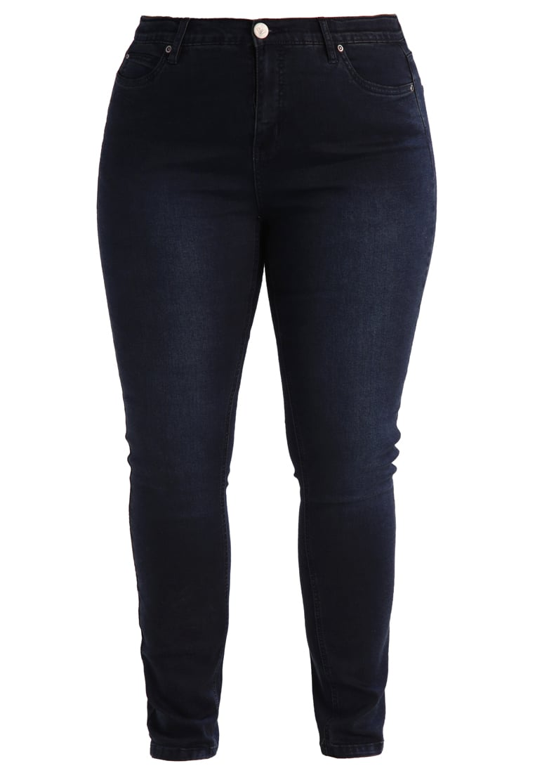 ADIA Jeansy Slim fit dark blue - 7717503