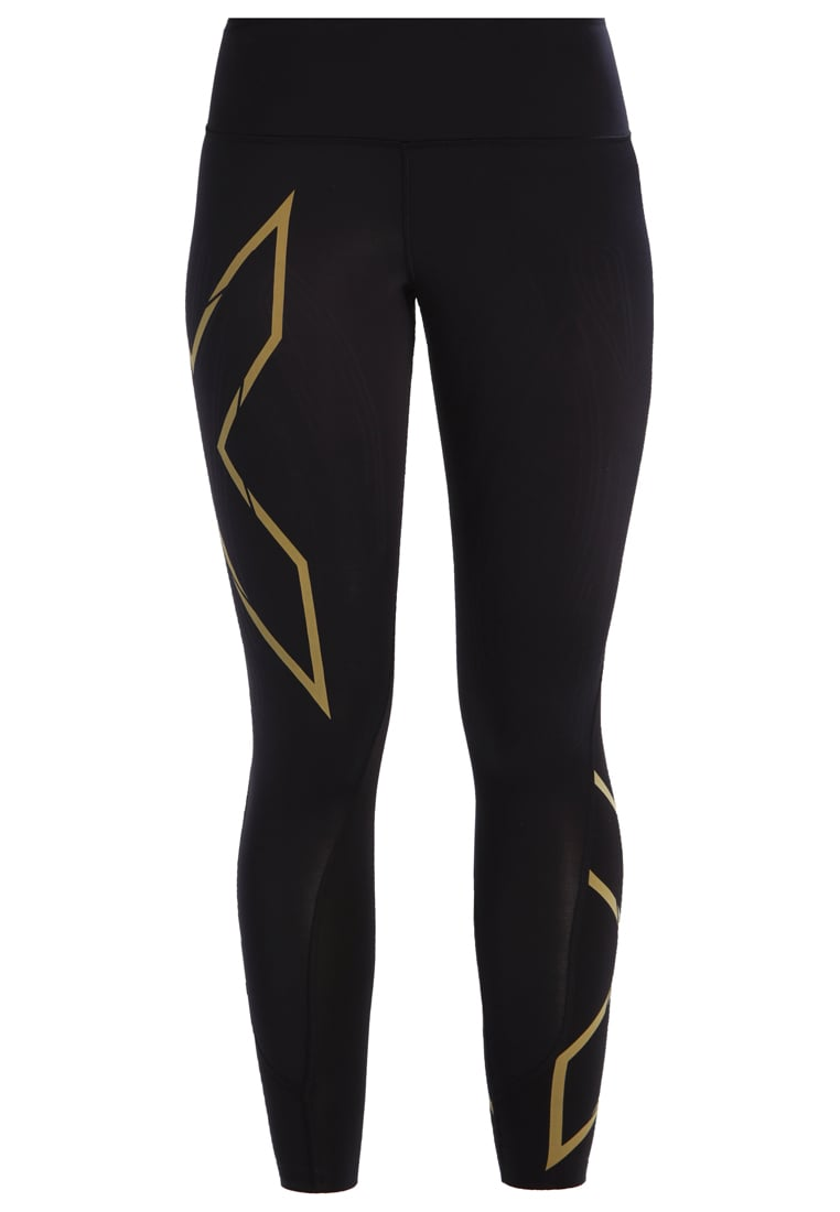 2XU Legginsy black/gold - WA4412b