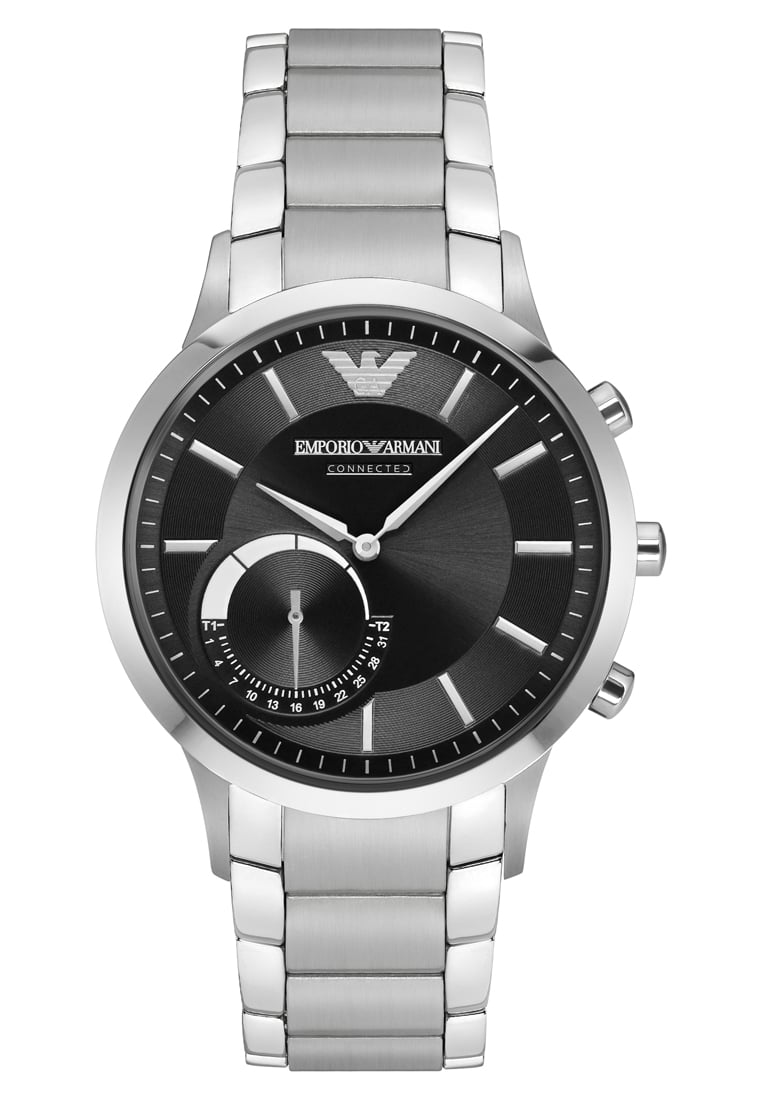 Emporio Armani Connected Zegarek silvercoloured - ART3000