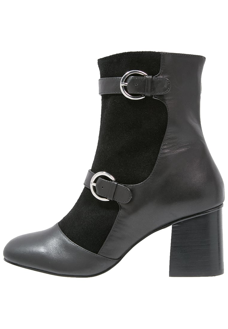 Shellys London Botki black - ANGEL