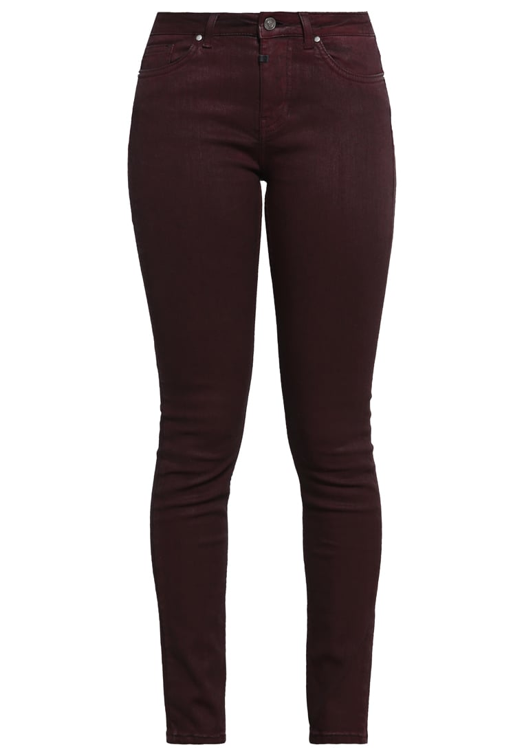 Tigha ANIA Jeansy Slim fit red - 100697