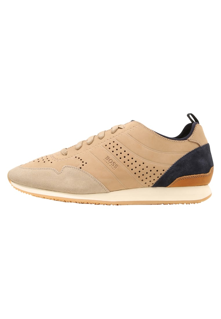 BOSS Orange ADRENAL RUNN Tenisówki i Trampki medium beige - 50379609