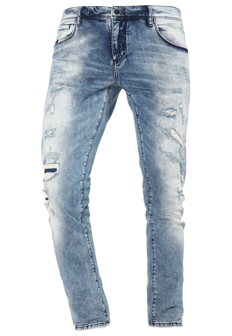 Antony Morato BARRET Jeansy Slim fit blu denim - MMDT00163FA750160