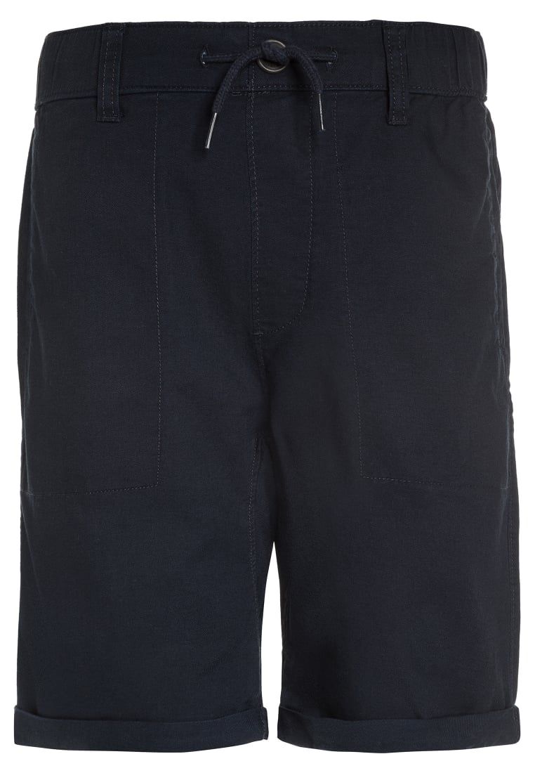 Abercrombie & Fitch BEACH Szorty dark denim - KI228-7202-416605