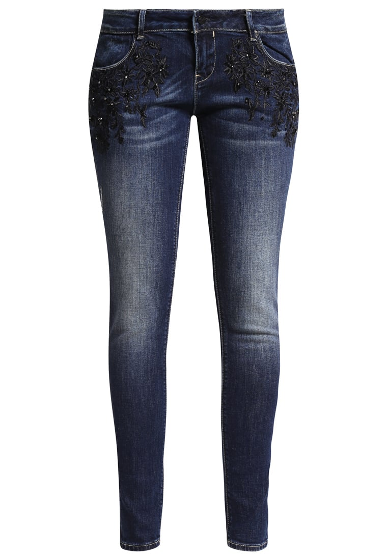 Fracomina Jeans Skinny Fit darkdiry - FR16FPJBEYONCE3