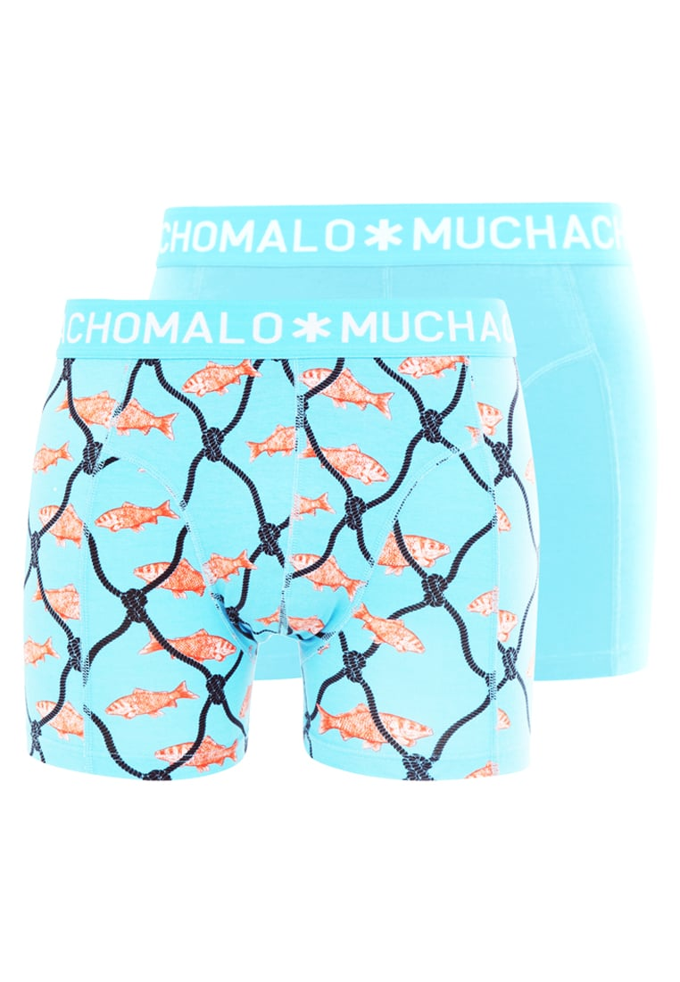 MUCHACHOMALO FISH 2 PACK Panty multicolor - 1010FISHX01