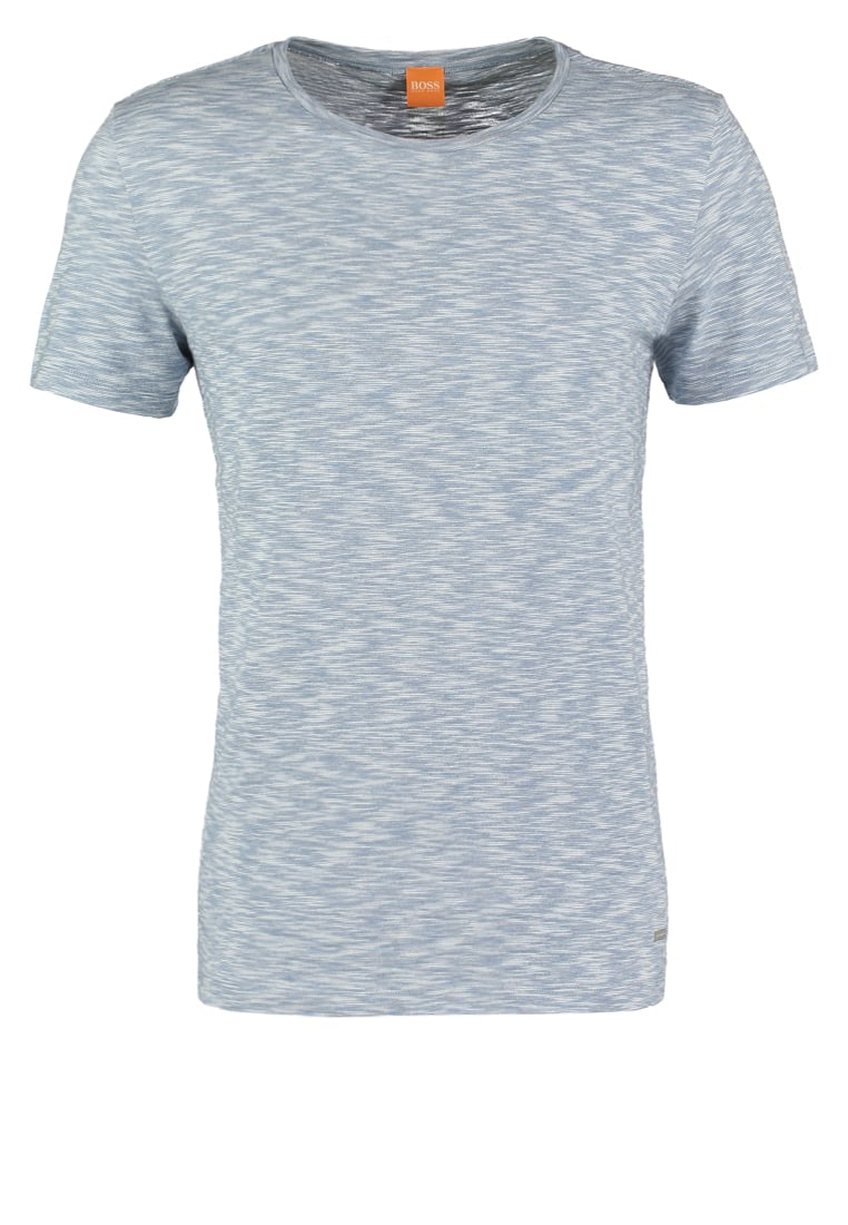 BOSS Orange TOMSK Tshirt basic light/pastel grey - 50314410