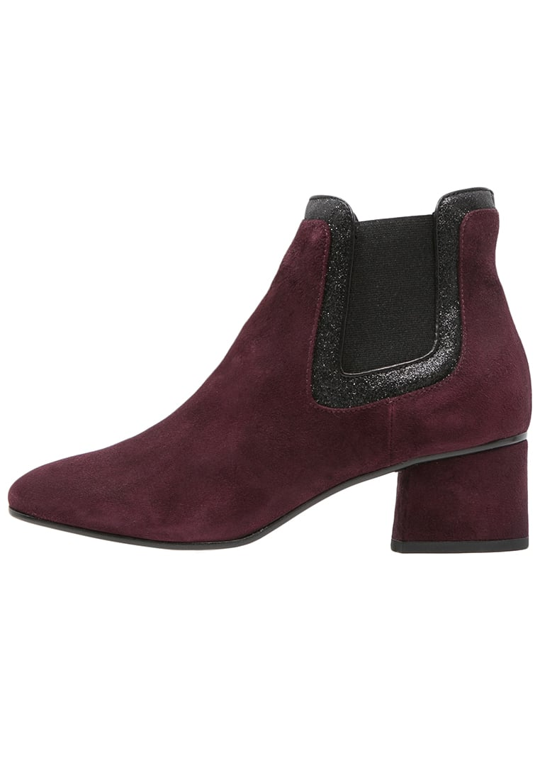 Janet & Janet Ankle boot viola/nero - 38200-427