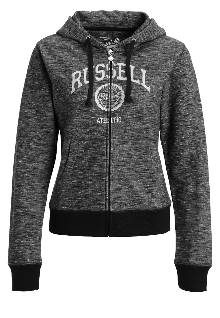 Russell Athletic Bluza rozpinana grey - A6-105-2