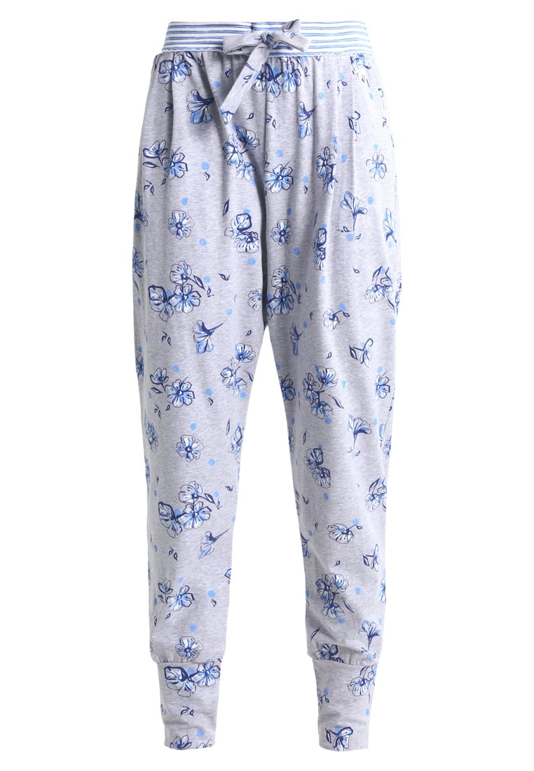 Short Stories BLUETASTIC Spodnie od piżamy grey melange - 620342