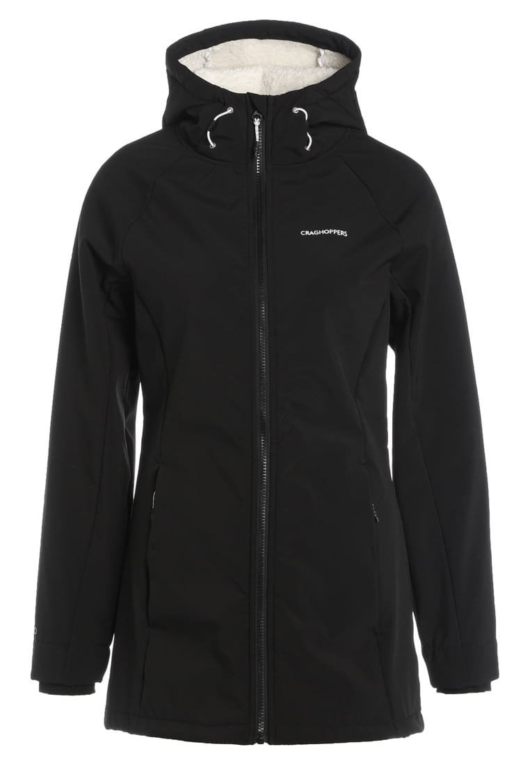 Craghoppers INGRID Kurtka Softshell black - CWL085