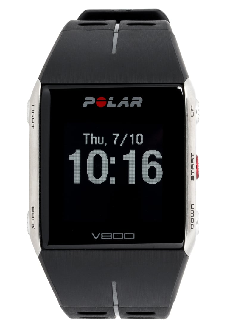 Polar V800 HR Pulsometr black/grey - 90047437