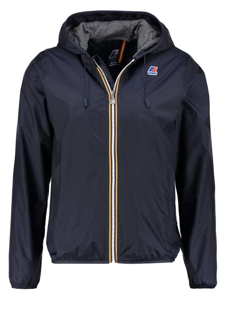 KWay JACQUES SLIM FIT Kurtka Outdoor blue depth - K007A10