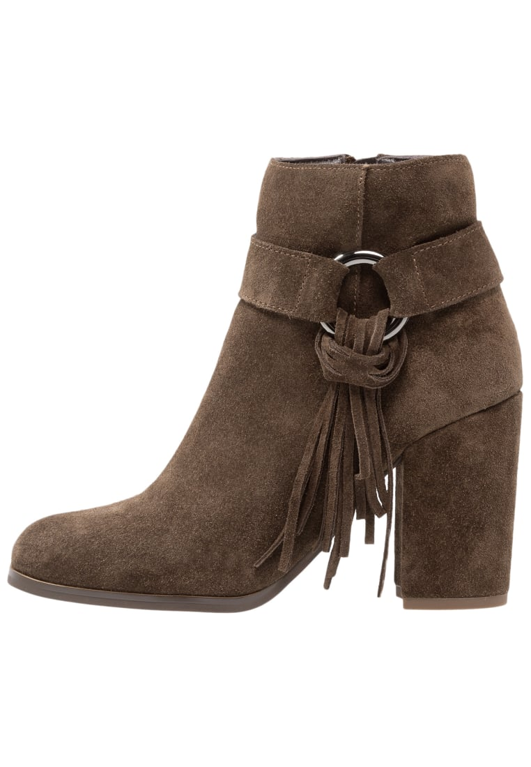 Alma en Pena Ankle boot brown - 120