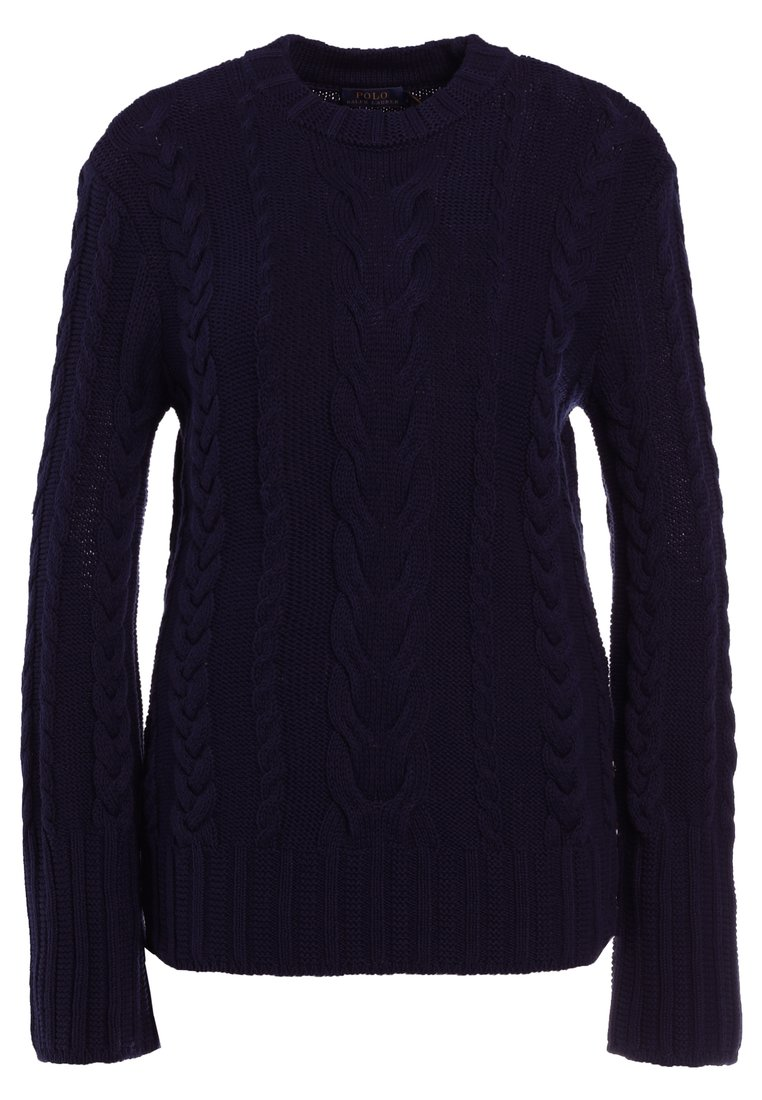 Polo Ralph Lauren TEXTURE Sweter hunter navy