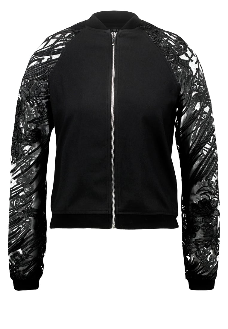 Little Mistress Petite Kurtka Bomber black - E561681A