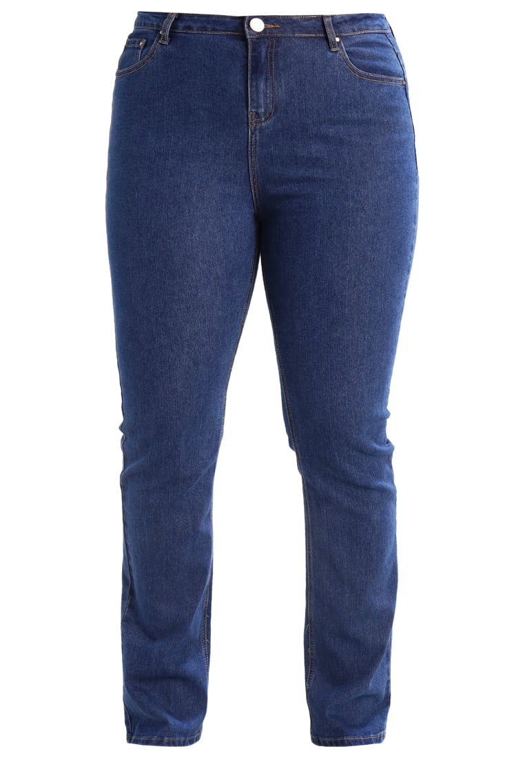 Lost Ink Plus Jeansy Bootcut mid denim - 0503115040230025