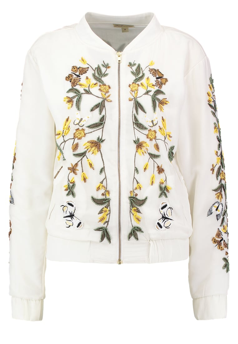 Frock and Frill ARPINE Kurtka Bomber off white - FFSW03-VD