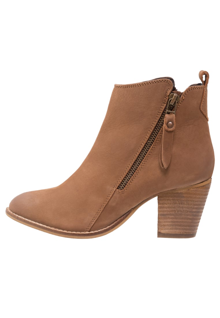 Dune London WIDE FIT WIDE FIT PONTOON Ankle boot tan - 1178506690003350