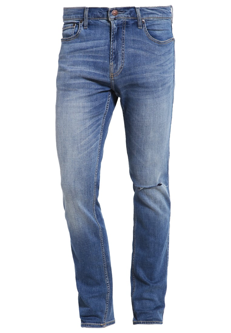 Hollister Co. Jeansy Slim fit medium wash - KI331-6015
