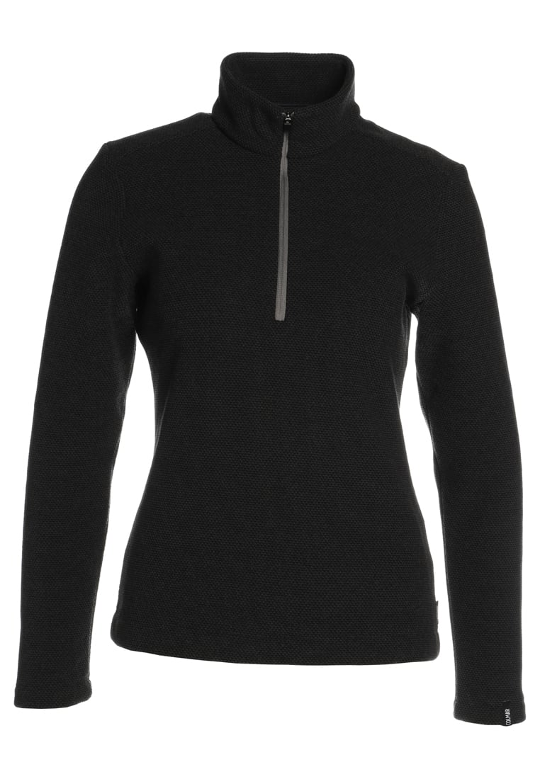 Colmar HALF ZIP KNITTED Bluza z polaru cloud graphene - 9346-2RV